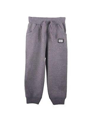 Gray - Boys` Sweatpants