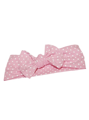Unlined - Ecru - Pink - Girls` Accessory - Babygiz
