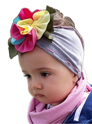 Unlined - Gray - Girls` Accessory