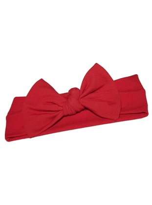 Unlined - Red - Girls` Accessory