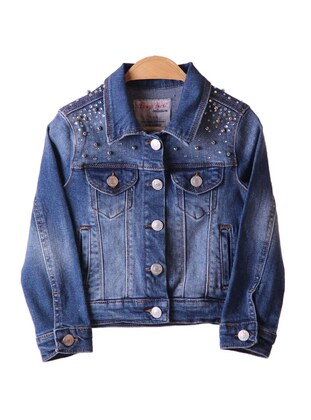 Blue - Girls` Jacket - Breeze Girls&Boys