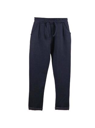Navy Blue - Girls` Pants - Breeze Girls&Boys