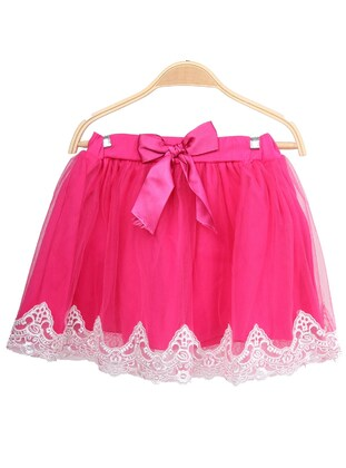 Fuchsia - Girls` Skirt