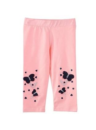 Salmon - Girls` Shorts