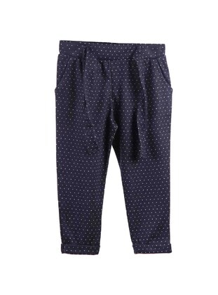 Navy Blue - Girls` Pants