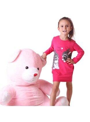 Fuchsia - Girls` Dress - Breeze Girls&Boys