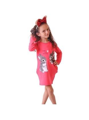 Coral - Girls` Dress - Breeze Girls&Boys