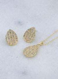 Gold - Accessories Set
