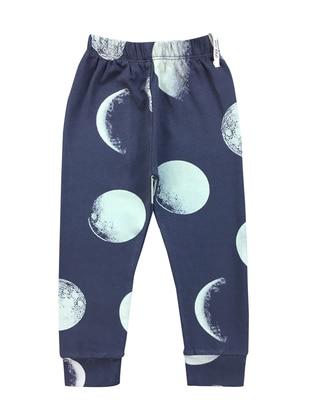 Multi -  - Gray - Baby Pants