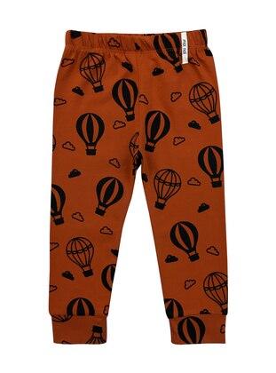 Multi -  - Terra Cotta - Baby Pants
