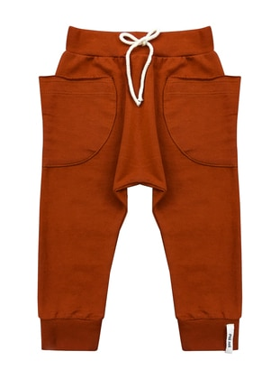 Multi -  - Terra Cotta - Baby Pants