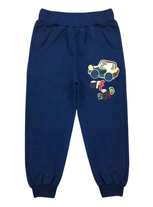- Unlined - Navy Blue - Boys` Pants