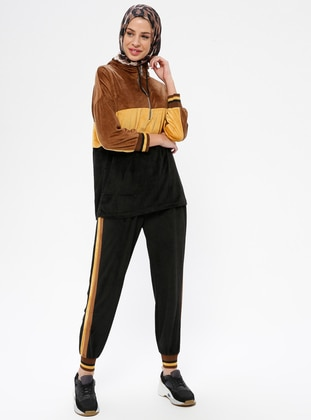 Tan -  - Tracksuit Set