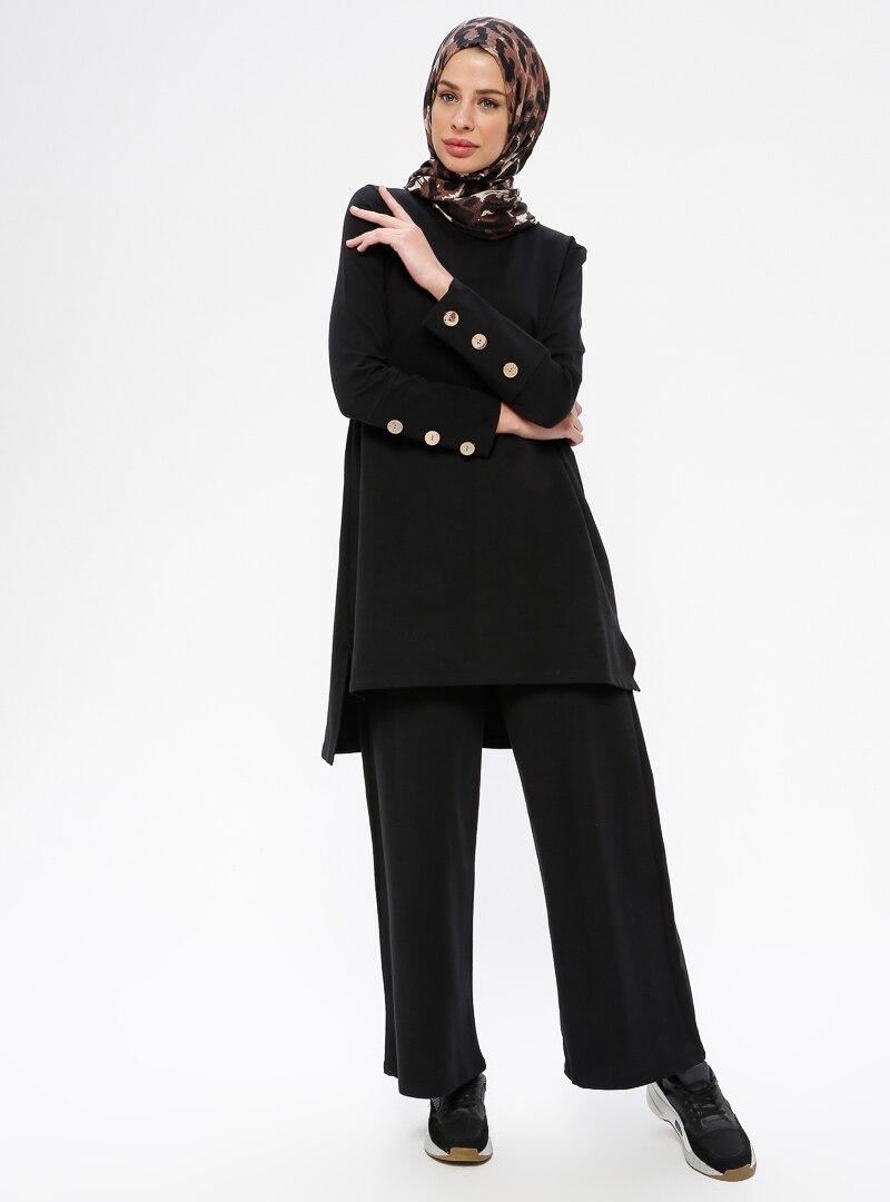 Suit PİLİSE Black