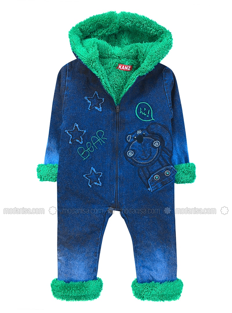 - Blue - Green - Overall