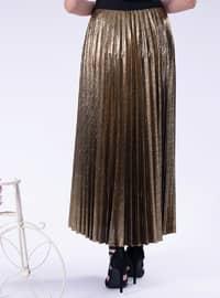 Gold - Skirt