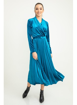 Turquoise - Dress