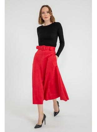 Red - Skirt
