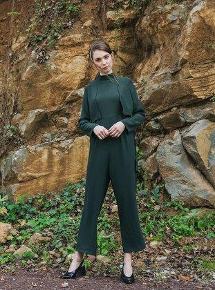 Green - Jumpsuit