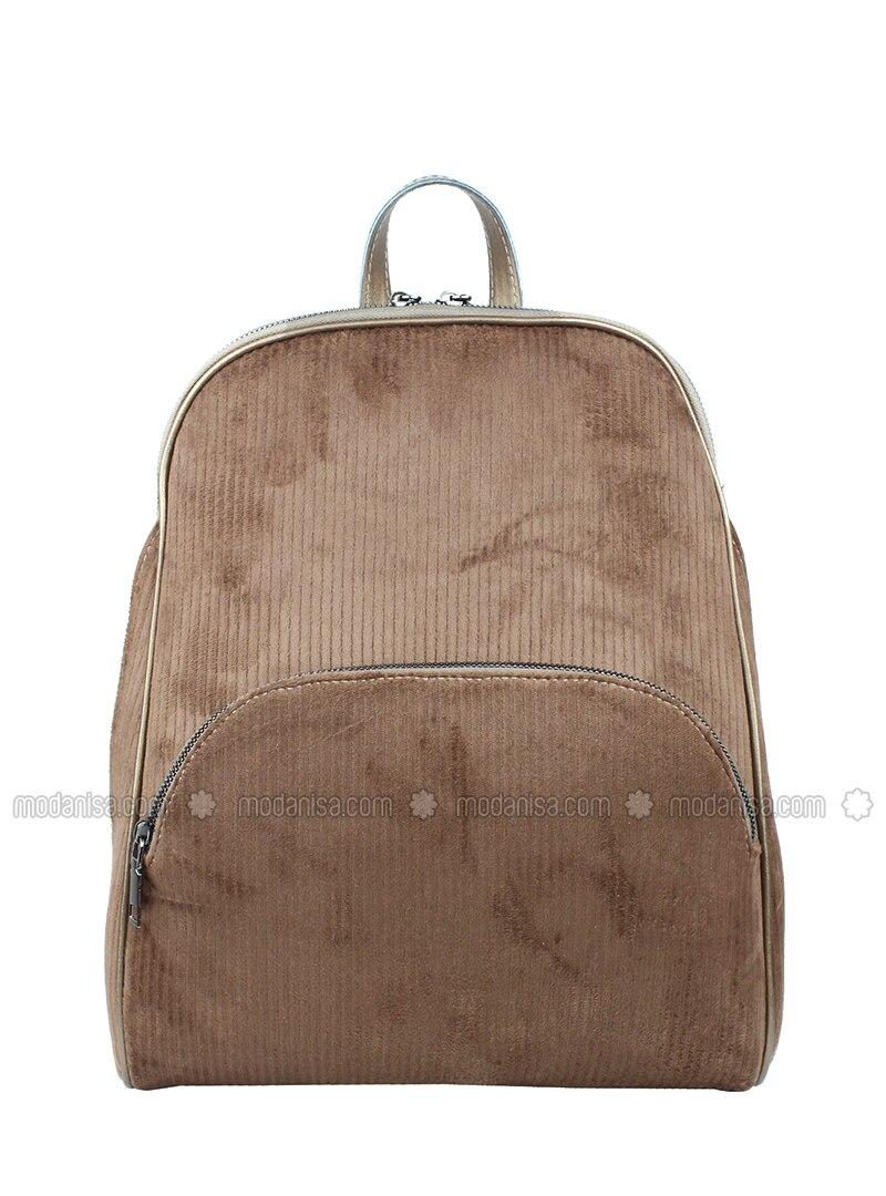 Copper Backpack Shoulder Bags