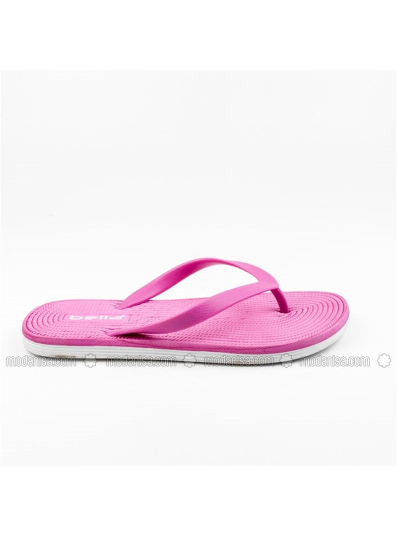 Fuchsia - Slippers