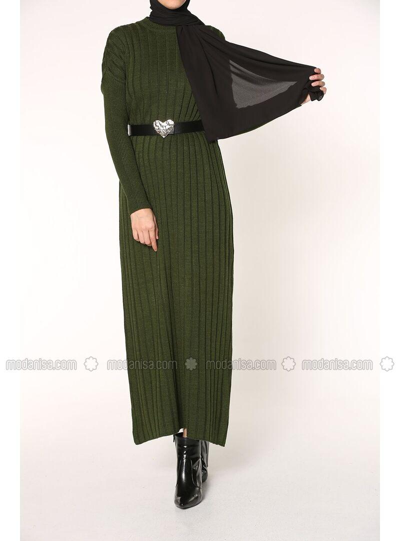 Green - Plus Size Dresses