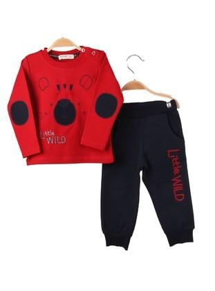 Multi - Baby Sweatpants