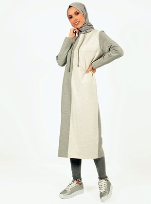 Gray -  - Tunic