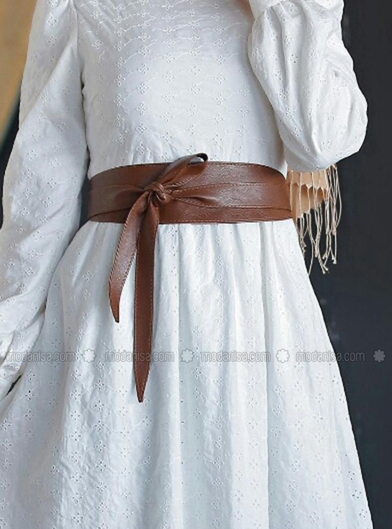 Tan - Belt