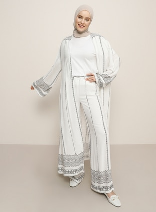 Mink - Ethnic - Viscose - Pants
