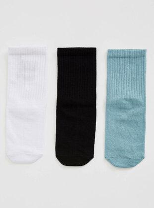 Multi - Girls` Socks - DeFacto
