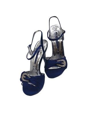 Saxe - High Heel - Evening Shoes - Dilipapuç