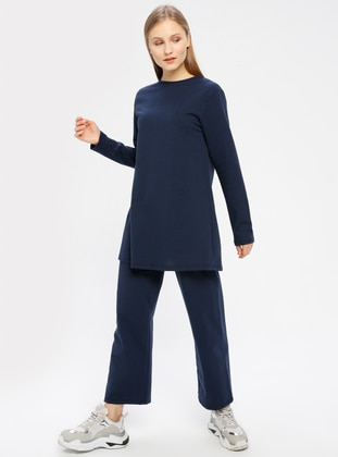 - Navy Blue - Loungewear Suits