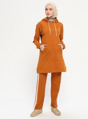 Copper - Cotton - Tracksuit Set