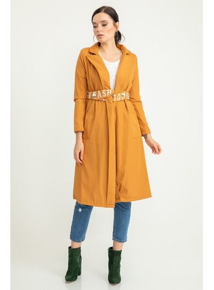 Mustard - Trench Coat