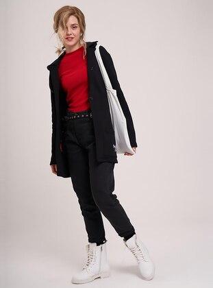 Black -  - Jacket