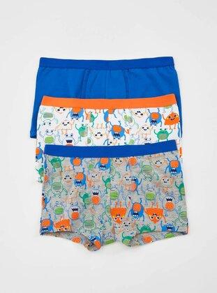 Blue - Kids Underwear - DeFacto