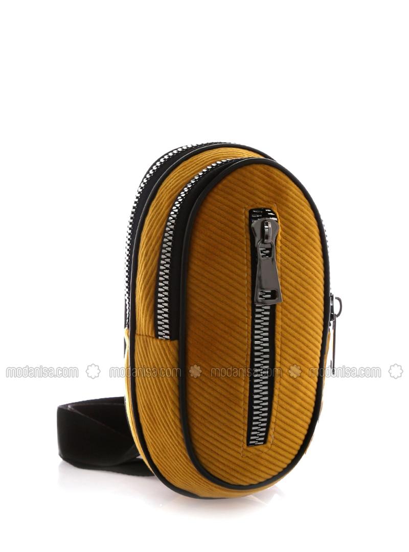 Mustard - Backpack - Backpacks
