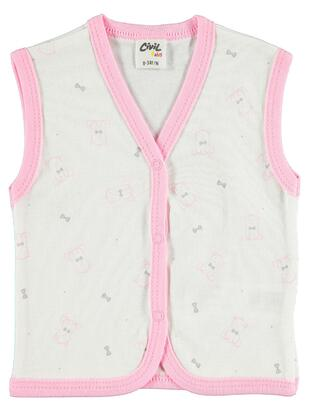 Pink - Baby Vest -  Baby
