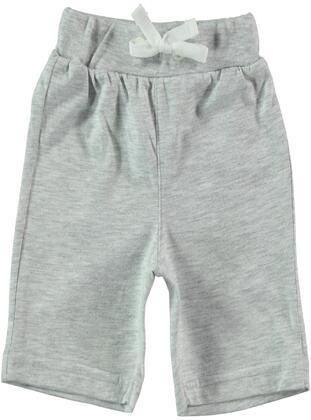 Gray - Baby Shorts - Kujju