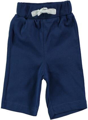 Navy Blue - Baby Shorts - Kujju