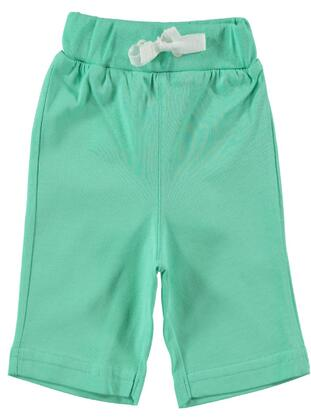Green - Baby Shorts - Kujju