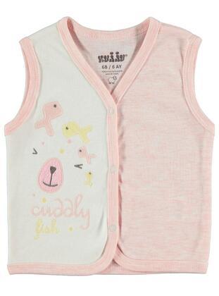 Pink - Baby Vest - Kujju