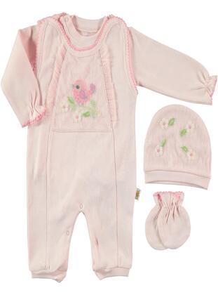 Pink - Overall - Minidamla