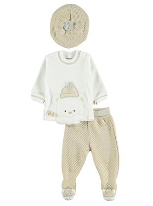 Brown - Baby Suit
