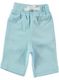 Blue - Baby Shorts - Kujju
