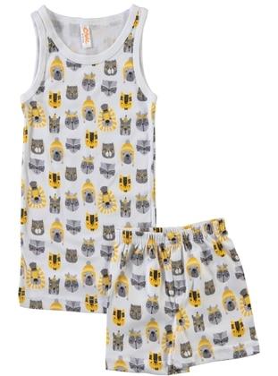 Yellow - Kids Underwear - Civil