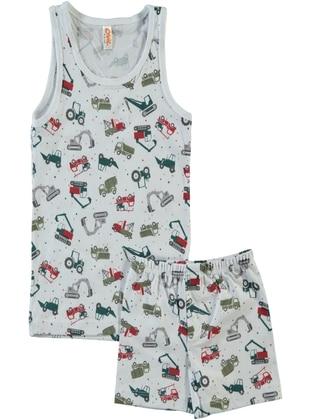 Red - Kids Underwear - Civil
