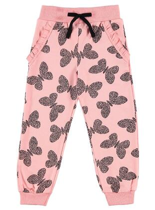 Pink - Girls` Sweatpants - cvl