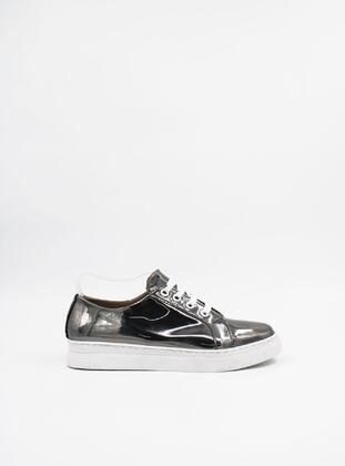 Silver - Sports Shoes
